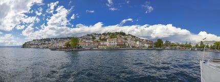 Ohrid, Macedonia fotografie stock libere da diritti