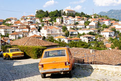 Ohrid, Macedonia. Royalty Free Stock Photo