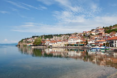 Ohrid, Macedonia Royalty Free Stock Images