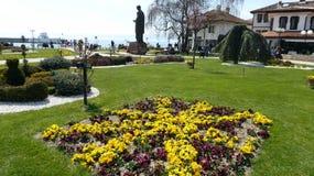 Ohrid, Macedonia, en Pascua Fotografía de archivo