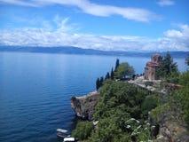 Ohrid, Macedonia Royalty Free Stock Photography