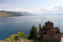 Ohrid, Macedonia Stock Photos