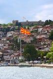 Ohrid Macedonia Royalty Free Stock Photos
