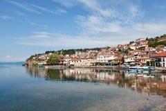 Ohrid, Makedonien Lizenzfreie Stockbilder