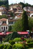 Ohrid Old City, Macedonia Stock Image