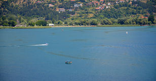Ohrid Royalty Free Stock Photography