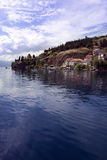 Ohrid postcard 2 Stock Images