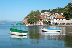 Ohrid, Republic Of Macedonia lizenzfreie stockbilder