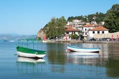 Ohrid, Republic Of Macedonia Royalty Free Stock Images