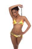 Ohrschnecken-Bikini lizenzfreies stockbild