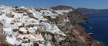 Oia , Santorini , Greece Royalty Free Stock Photo