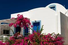 OIA, INSEL SANTORINI, GREECE-SEPTEMBER, 03,2014 Stockbild
