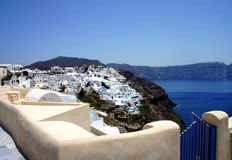 Oia, Santorini Royalty Free Stock Images