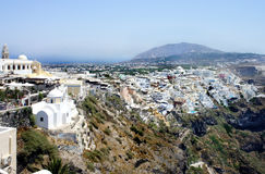 Oia, Santorini Royalty Free Stock Photo