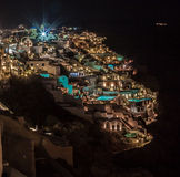 Oia Santorini Royalty Free Stock Images