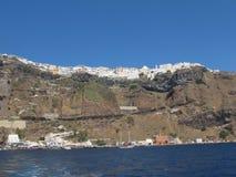 OIA, Santorini immagini stock libere da diritti