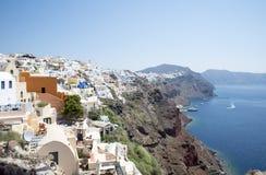 Oia, Santorini Lizenzfreie Stockbilder