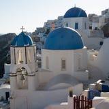 Oia Santorini Immagine Stock Libera da Diritti