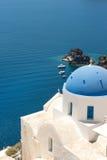 Oia, Santorini Royalty-vrije Stock Foto's
