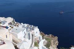 Oia, Santorini Fotografía de archivo libre de regalías