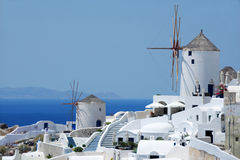 Oia,Santorini Stock Photography