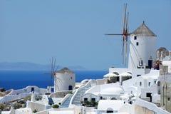 Oia, Santorini fotografia de stock