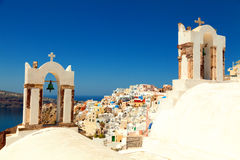 Oia, Santorini Royalty Free Stock Photography
