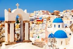 Oia, Santorini Royalty Free Stock Photos