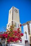 Oia at Santorini Royalty Free Stock Photography