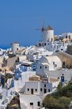 Oia - santorini (Cyclades) Photo stock