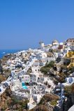 Oia - santorini (cyclades) Royalty Free Stock Images