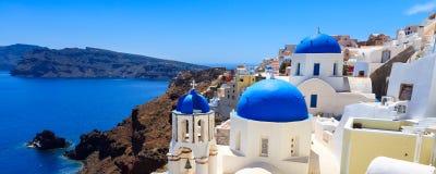 Oia Santorini Grèce l'Europe image libre de droits