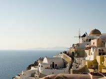 Oia, Santorini, Greece imagem de stock