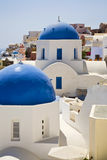 Oia, Santorini, Greece. Oia Town, Santorini, Cyclades, Greece Royalty Free Stock Photography