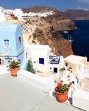 Oia Santorini Greece Royalty Free Stock Photography