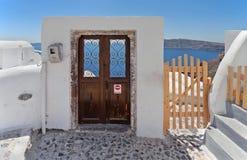 Oia, Santorini, Greece Stock Images