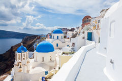 Oia Santorini Greece Europe Royalty Free Stock Image