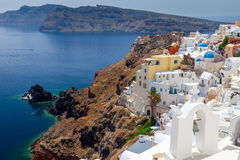 Oia Santorini Greece Europe Royalty Free Stock Images