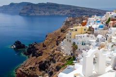 Oia Santorini Greece Europe Royalty Free Stock Images