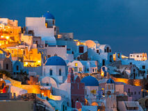 Oia Santorini Greece Royalty Free Stock Image