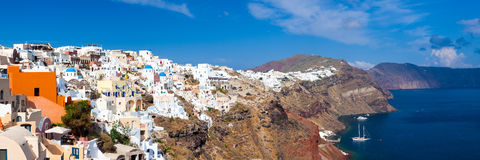 Oia Santorini Greece Royalty Free Stock Photos