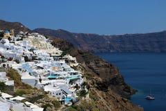 Oia, Santorini, Greece Royalty Free Stock Image