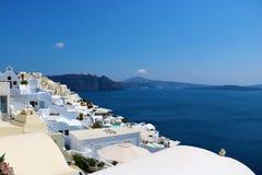 Oia, Santorini, Greece Royalty Free Stock Photos