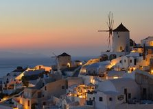 Oia Santorini Greece Royalty Free Stock Photo