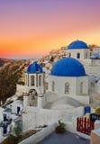 Oia Santorini Greece royalty free stock image