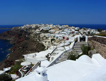 Oia, Santorini, Greek Isles Royalty Free Stock Photo