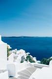Oia, Santorini, Griechenland Lizenzfreies Stockfoto