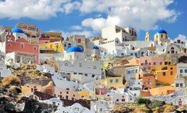Santorini Island Greece Royalty Free Stock Photography