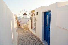 Oia, Santorini Stock Photography