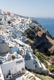 Oia Santorini Royalty Free Stock Photos